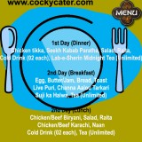 Outdoor Catering (Menu 04)